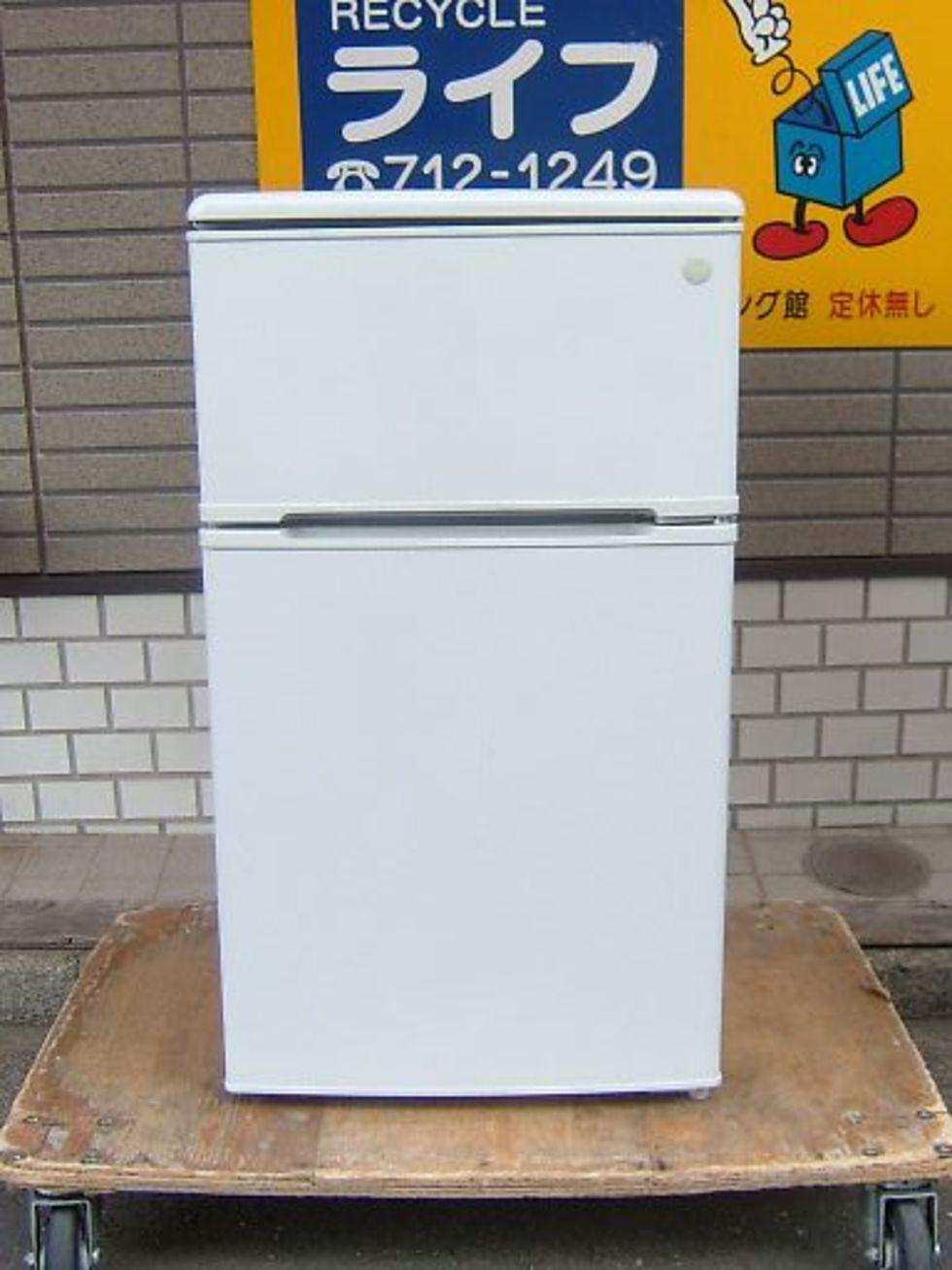 ダイウー 冷蔵庫 88L 2011年製のサムネイル