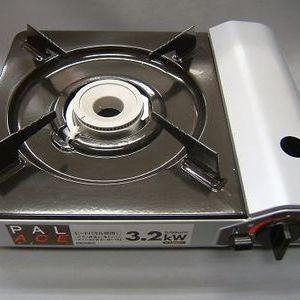PAL ACE カセットコンロ 3.2kw