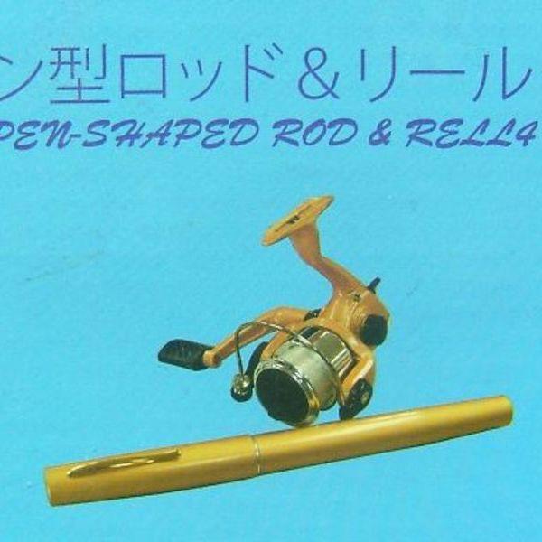 ペン型ロッド&リール4