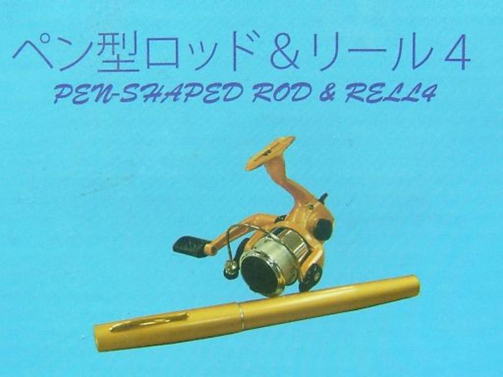 ペン型ロッド&リール4のサムネイル