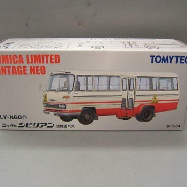 トミカリミテッドビンテージネオLV-N51cニッサンシビリアン 2,050円