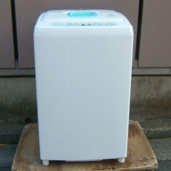 ハイアール 2槽式洗濯機 AQW-N35 13,500円