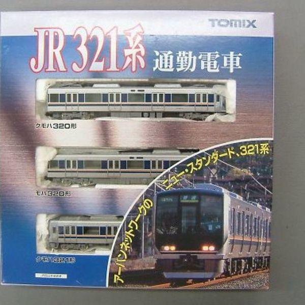 トミックス JR321系通勤電車 基本セット 6,700円