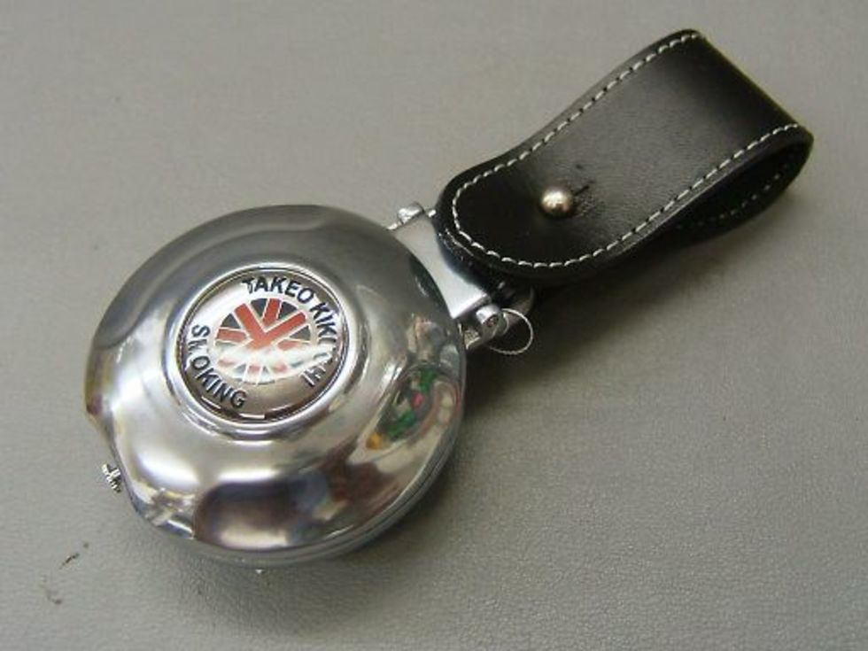TAKEO KIKUCHI 携帯灰皿 1,480円のサムネイル