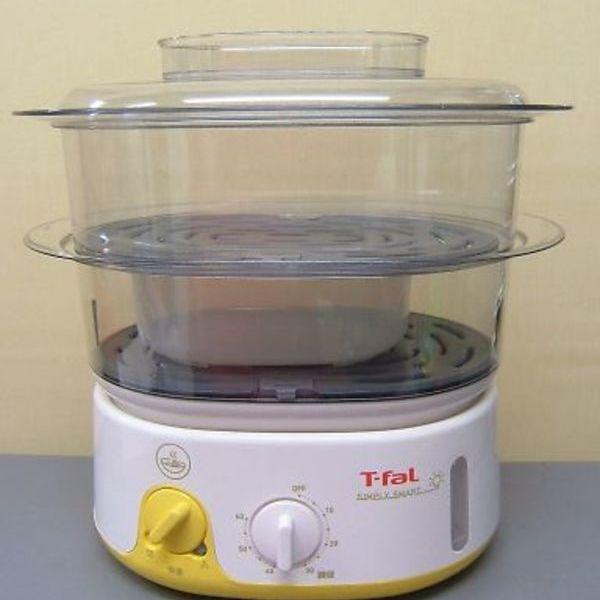 ティファール 電気蒸し器 3,800円