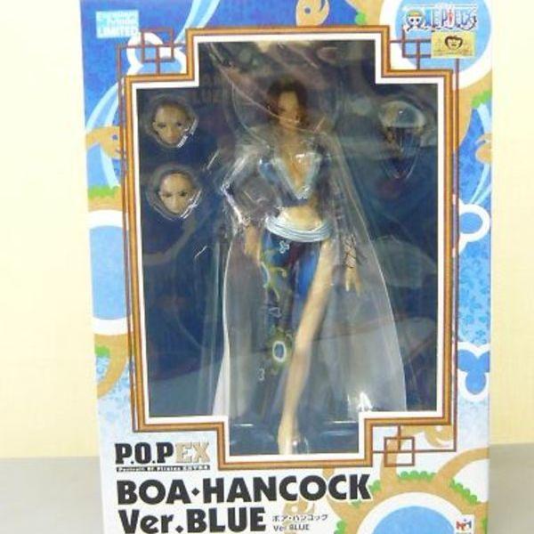 ワンピース POP NEO-EX ボア・ハンコック Ver.BLUE