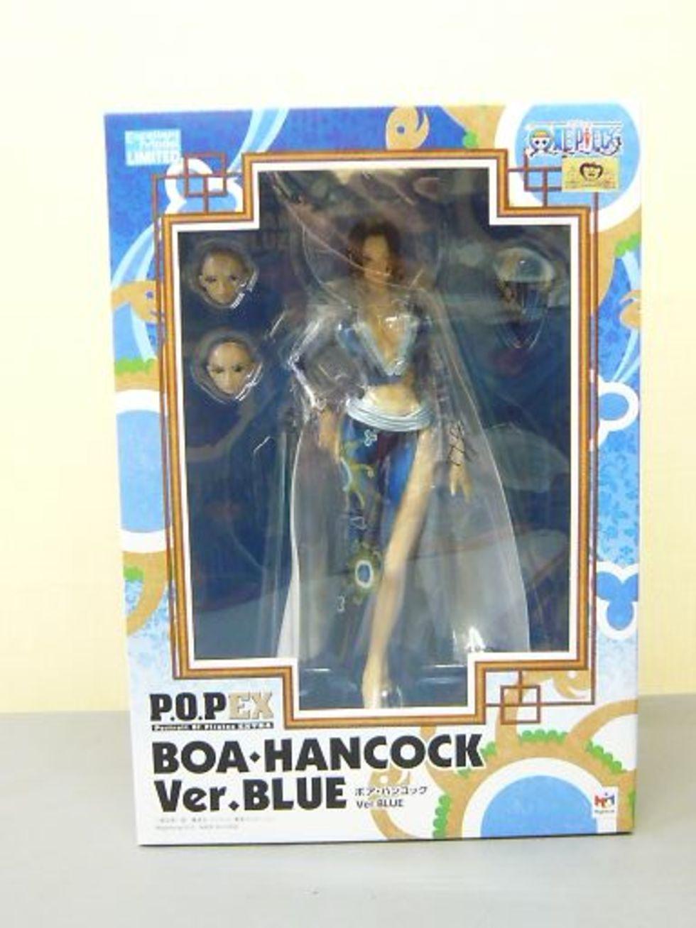 ワンピース POP NEO-EX ボア・ハンコック Ver.BLUEのサムネイル