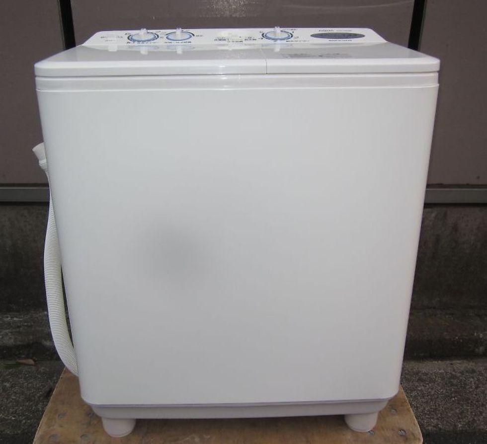 ハイアール 2槽式洗濯機 AQW-N45(N) 14,800円のサムネイル