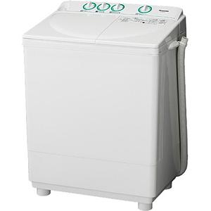 パナソニック 二槽式洗濯機 4.0kg NA-W40G2-W 19,800円