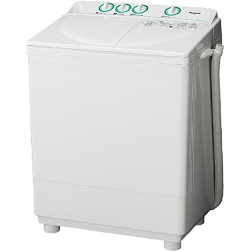 パナソニック 二槽式洗濯機 4.0kg NA-W40G2-W 19,800円のサムネイル