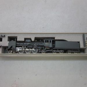 KATO 蒸気機関車 2010 C58 9,800円
