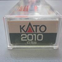 KATO 蒸気機関車 2010 C58 9,800円のサムネイル
