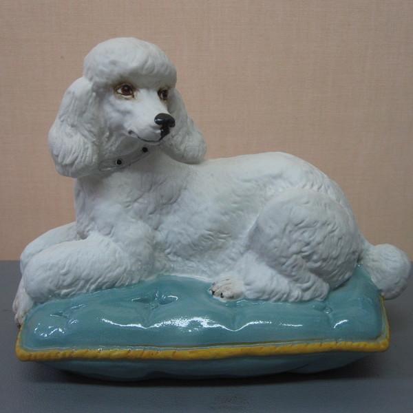 ロイヤルドルトン 犬の置物 プードル 13,000円