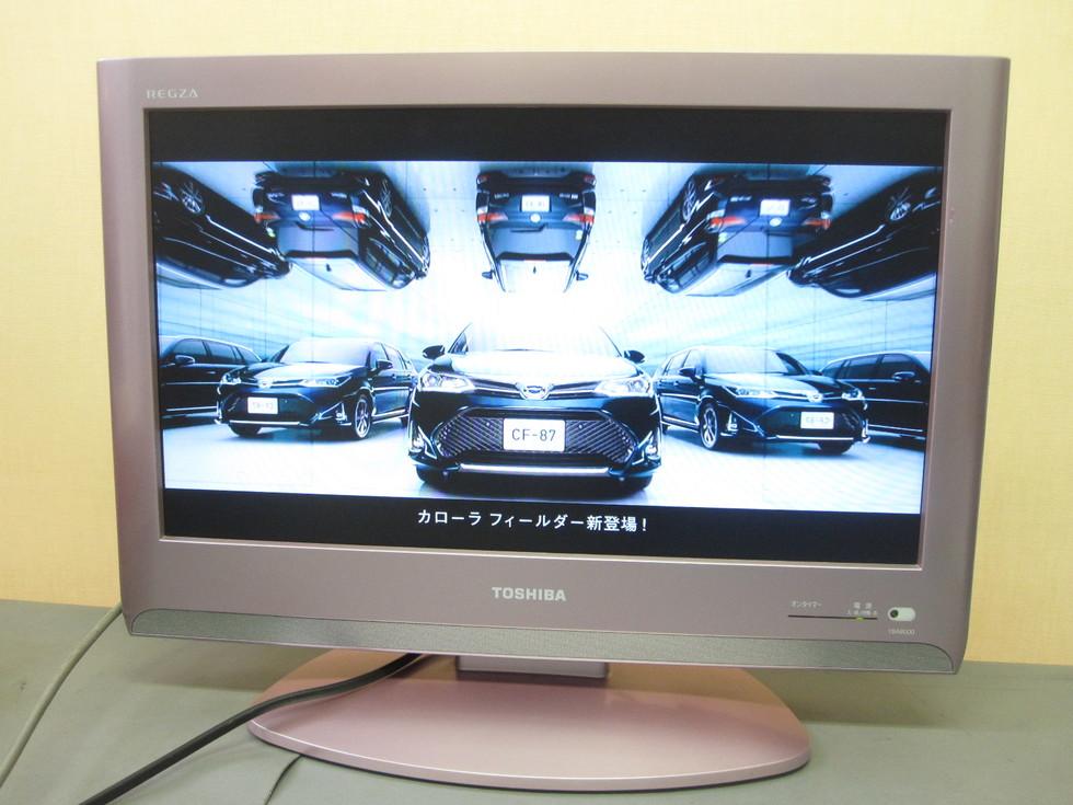 東芝 19型液晶テレビ 19A8000 9,800円のサムネイル