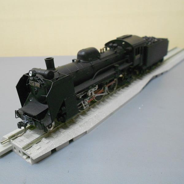 宮沢模型 HOゲージ 蒸気機関車 C-58