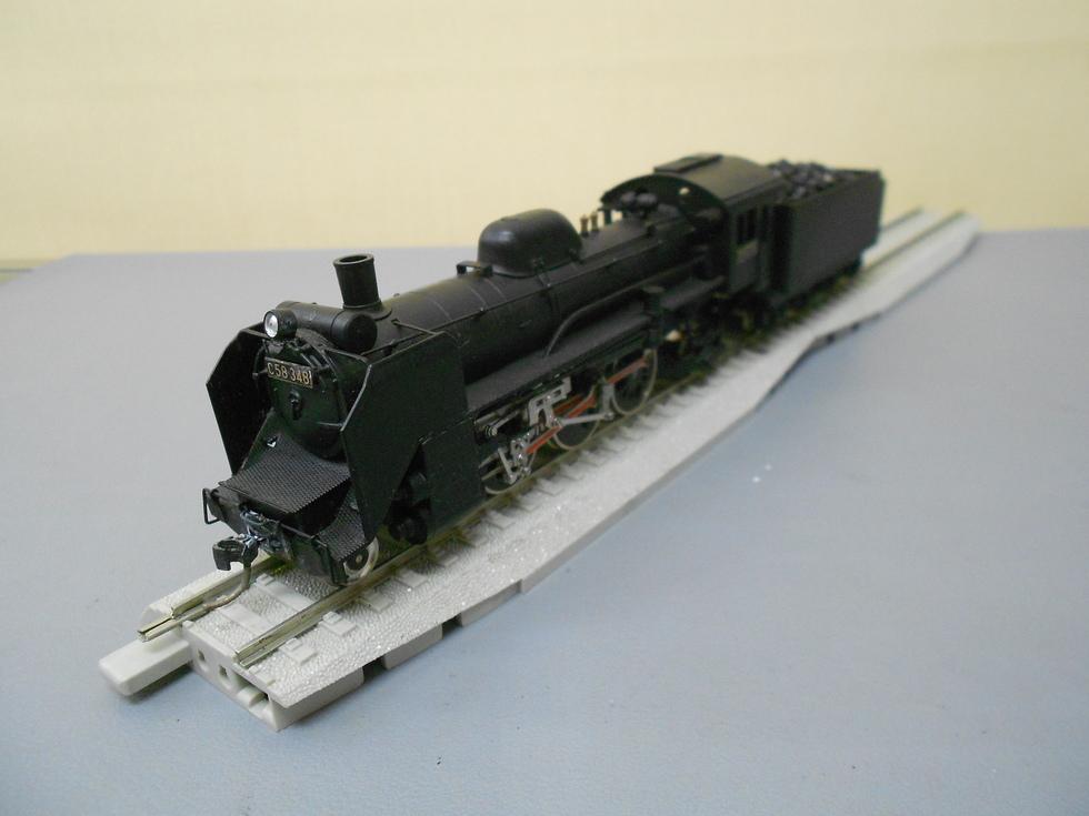 宮沢模型 HOゲージ 蒸気機関車 C-58のサムネイル