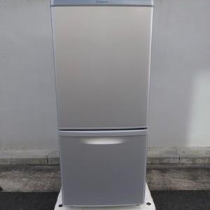 パナソニック 冷蔵庫 NR-B14AW-S 138L 2017年製 税込み10780円