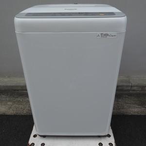 パナソニック 洗濯機 5.0kg NA-F50B10 2017年製 税込み12,100円