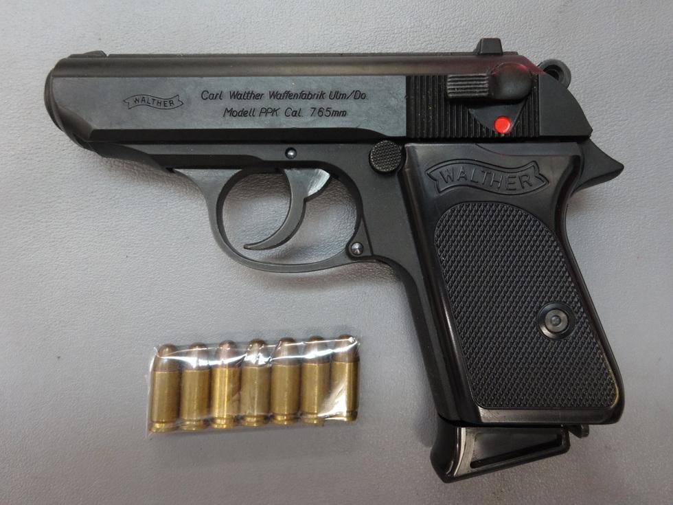 MGC WA ウエスタンアームズ ワルサー PPK/S モデルガン  税込み21,780円のサムネイル