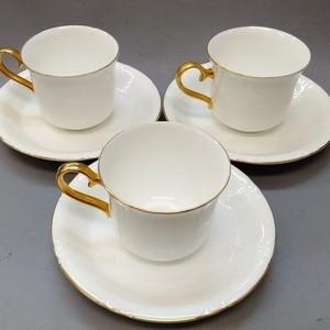 MARUI コーヒーカップ 3客 1300円(税込1430円)