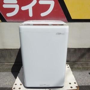 パナソニック 全自動洗濯機 5.0kg NA-F50B12 2019年製 税込み17,050円