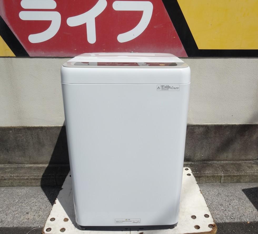 パナソニック 全自動洗濯機 5.0kg NA-F50B12 2019年製 税込み17,050円のサムネイル